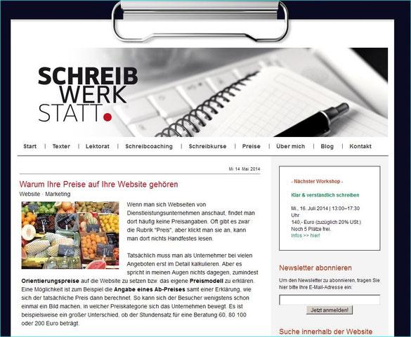 zotero, website, sichern, jimdo, blog