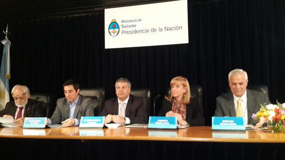 La Región Litoral –integrada por Chaco, Corrientes, Entre Ríos, Formosa, Santa Fe y Misiones- presentó su oferta turística invernal