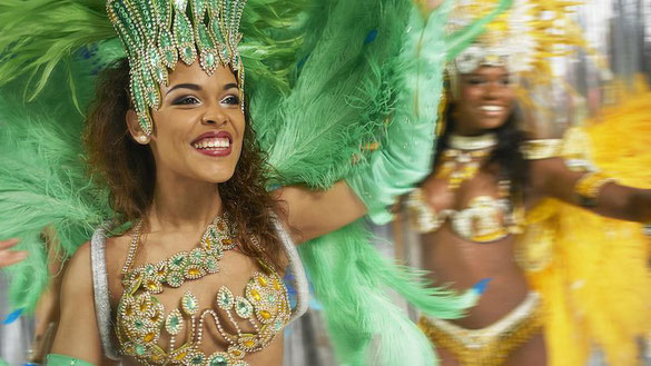 séquence musique brésilienne samba