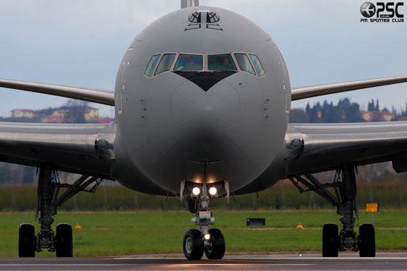 KC-767A MM62226 a Verona Villafranca - 23 marzo 2014