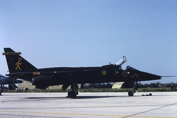 XX116  Jaguar GR3A S9 Manston