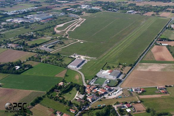"""Campo di Volo """"Comina"""" - Pordenone"""