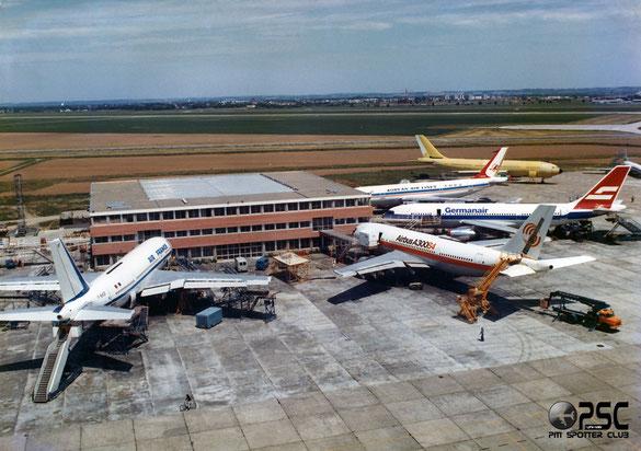Tolosa, 16 maggio 1975 - Airbus Industries