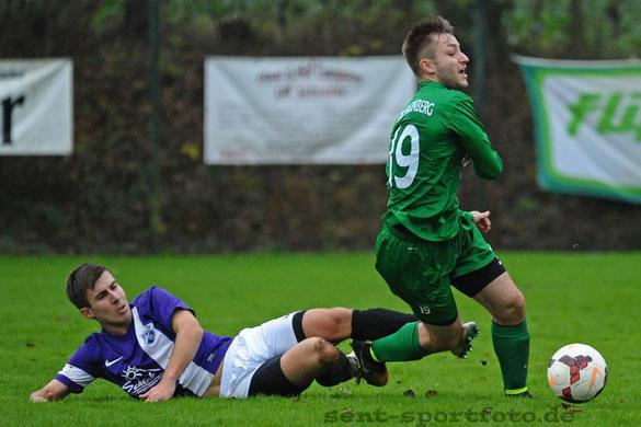 SC Eichsfeld vs SG GW Hagenberg (grün)