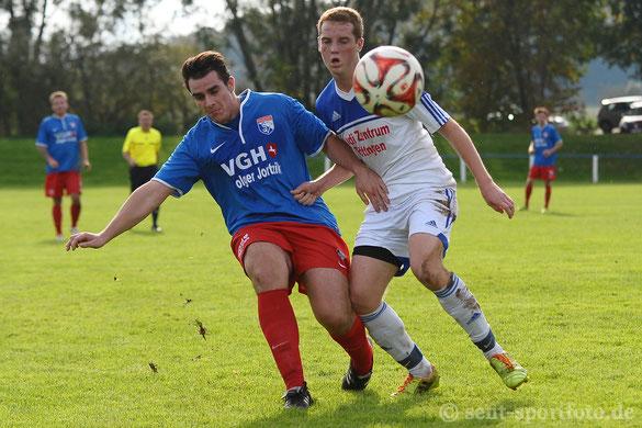 TSV Seulingen (weiß) vs SV Groß Ellershausen