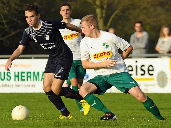 BW Bilshausen vs FC Grone (weiß)