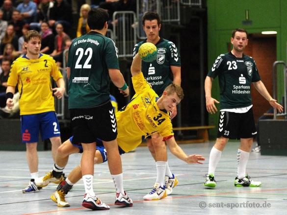 TV Jahn Duderstadt Vorbericht DHB-Pokal