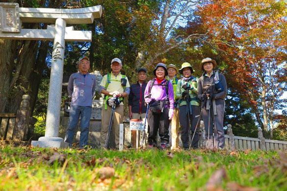 大川山      画像をクリックでBLOGへ
