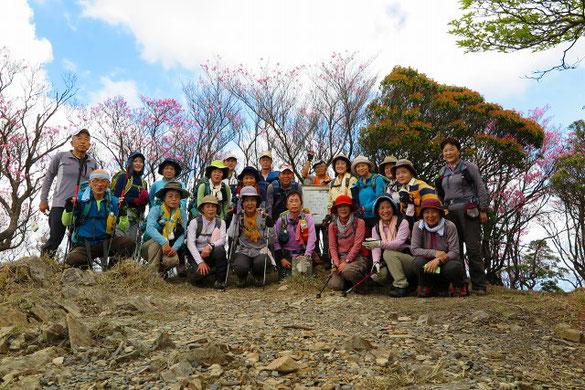 篠山山頂      画像をクリックでBLOGへ