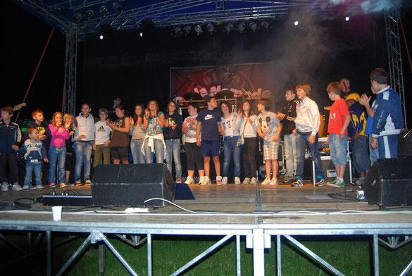 Ondanomade alla festa 2011!