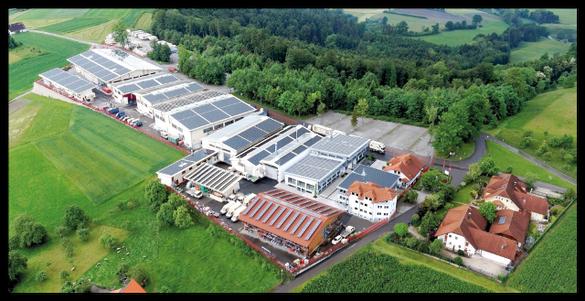 Fa WEISS / Oberrot-Scheuerhalden (Werksfoto)