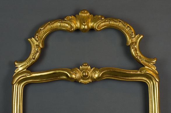 Original barocker Echtgoldrahmen eines Kunden aus der Schweiz