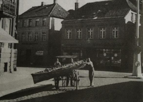 Transport der Trave