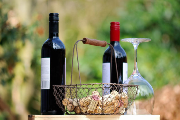 Weinprobe bei den Weingärtnern Horrheim-Gündelbach
