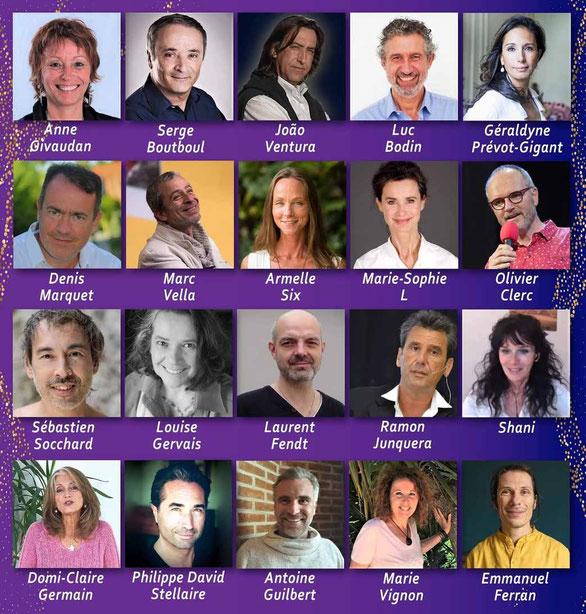 """""""21 jours pour Vivre un Miracle"""" - evenement de adn nouveau paradigme avec via energetica, annuaire des therapeutes en touraine"""