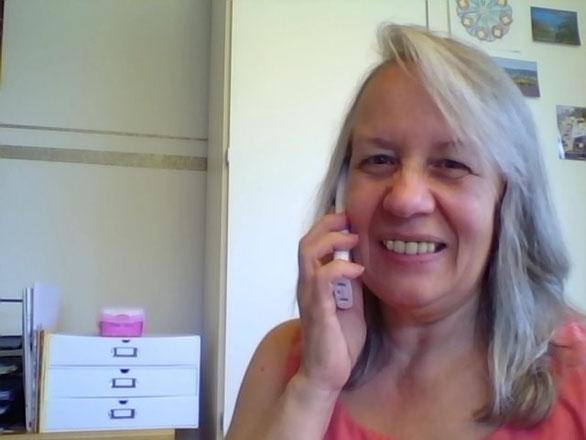 Monika Buschor nimmt Ihre Anfragen entgegen