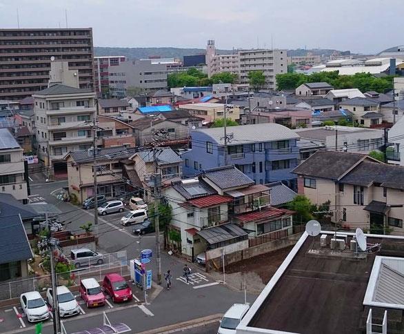 熊本市内の様子 / マニフレックスの品揃えが 1番の マニステージ福岡