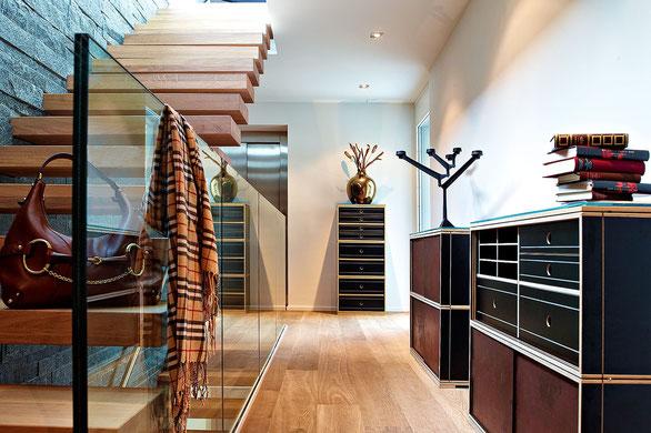 Projekte Innenarchitektur für Häuser