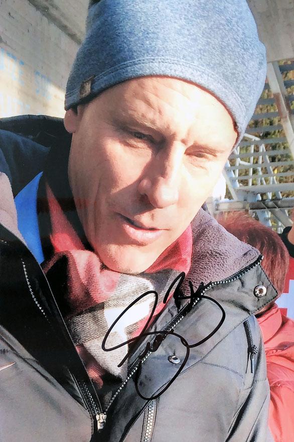 Autograph Sean Burke Autogramm