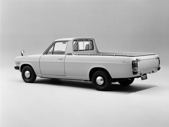Datsun Sunny Truck Long (GB121) '1977-89