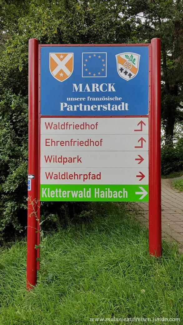 Kletterwald Haibach MelanieaufReisen