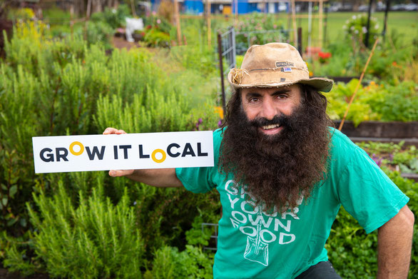 Grow It Local Ambassador Costa Georgiadis