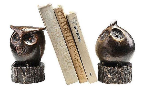 держатель для книг Совы