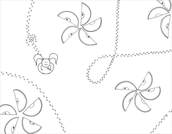 Beatrice Winkel - Trixilie und die Apfelblumen
