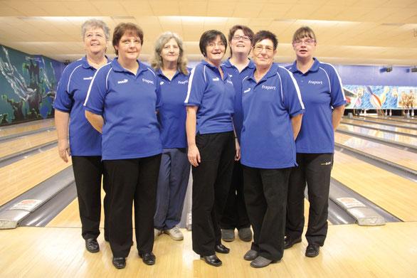 Bowling Club Wiesbaden Damen Mannschaft 2011