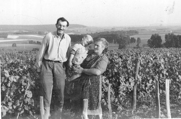 Photo Grands parents.