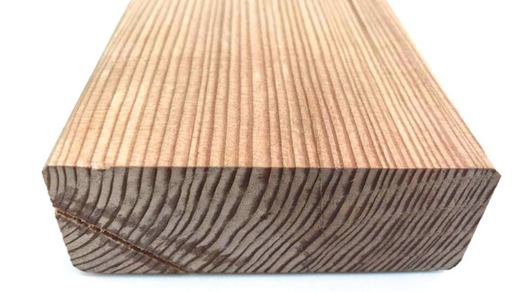 Terrassendielen Lärche sibirisch Rift/Halbrift in VEH-TOP Qualität