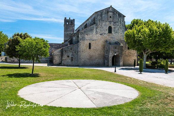 Bild: Cathédrale Notre-Dame-de-Nazareth in Vaison-la-Romaine