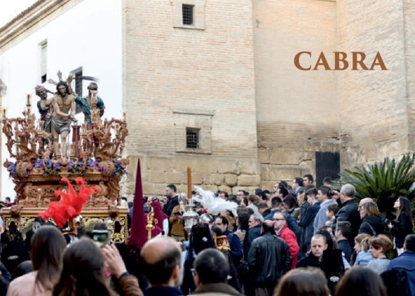 Procesiones Horarios e Itinerarios de la Semana Santa de Cabra