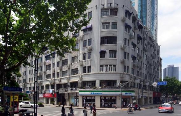 Bridge House Hotel,Nanking ( Nanjing ).