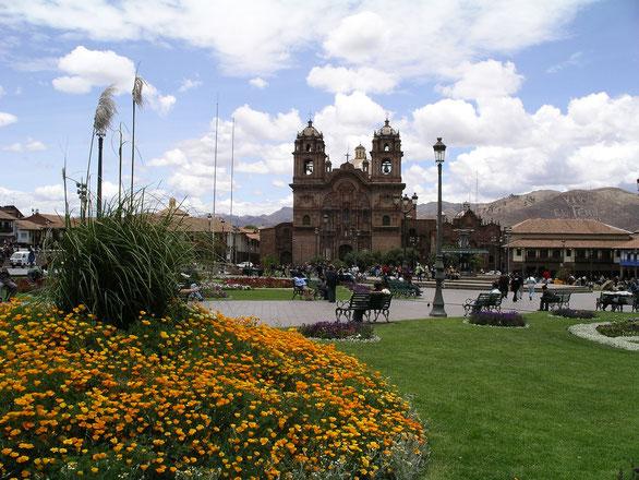 Ein Besuch in Cusco mit ausgieber Stadtführung sollte nicht fehlen