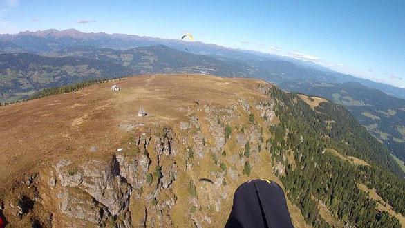 Tandem Paragliden (c) Peter Schaffer