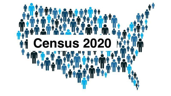 Official icone of the 2020 census