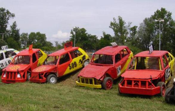 Photo Stock Cars Club Roquemaurois