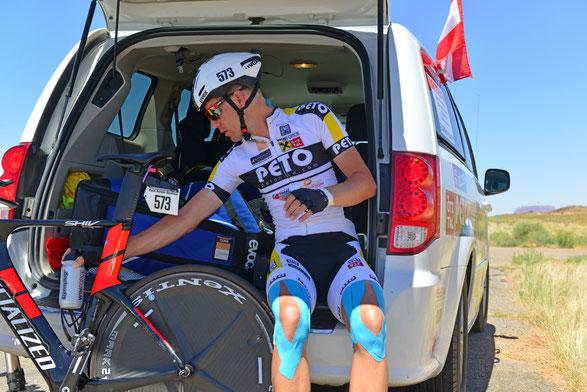 Race across Amerika RAAM Patric Grüner Längenfeld Ötztal Regionalsport Tirol Sport Österreich Tirol Sportbilder Sportfotos Sportberichte Sportnachrichten Sportnews Radrennen USA Ostküste Westküste
