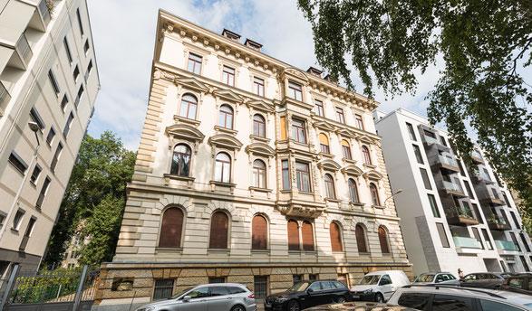 Kanzlei Kerstin Will | Schwägrichenstr. 3 in Leipzig | Fachanwältin für Familienrecht & Mediatorin