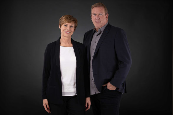 Martin Jenni und Beatrice Kaufmann