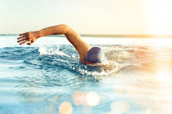 Schwimmkurs für Fortgeschrittene