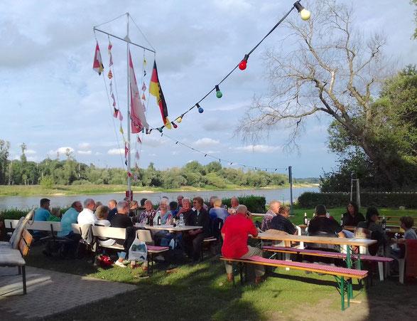 Sommerfest am Bootshaus