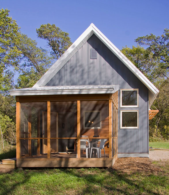 Small Home Plans: Small House