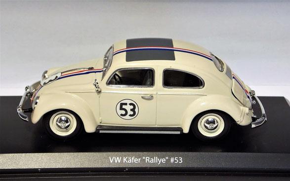 VW Käfer Herbie, Schuco, 1:32