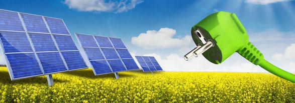Photovoltaik Projekte