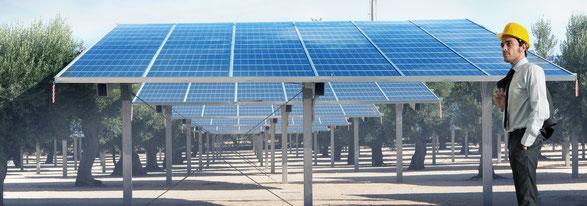 Planung Sonnenenergie
