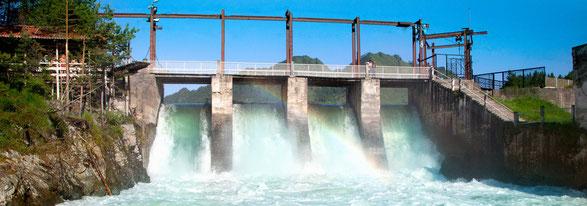 Vorteile Wasserkraft