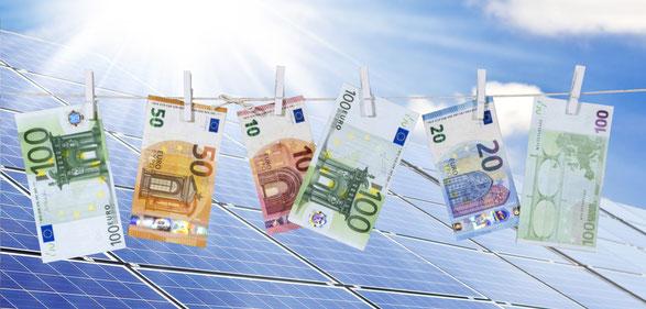 Sonnenenergie Informationen