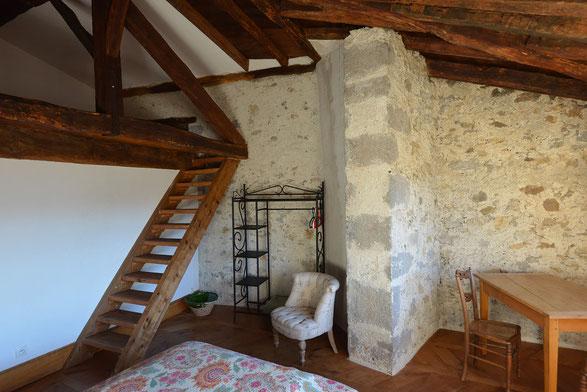 Chambres d'hôtes la caussado saint-lizier ariège pyrénées